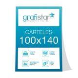 impresión carteles 100x140 sabanas