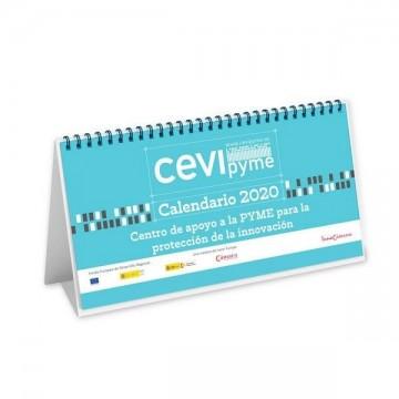 Imprimir calendarios sobremesa Wire-o